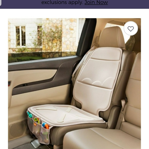 Strange Brica Car Seat Protector Tan Alphanode Cool Chair Designs And Ideas Alphanodeonline